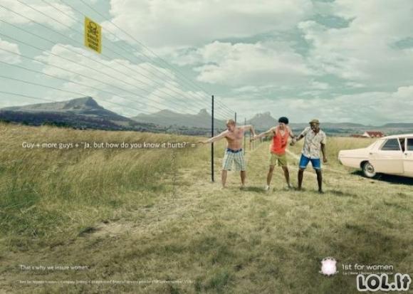 Geriausios reklamų nuotraukos [15 foto]
