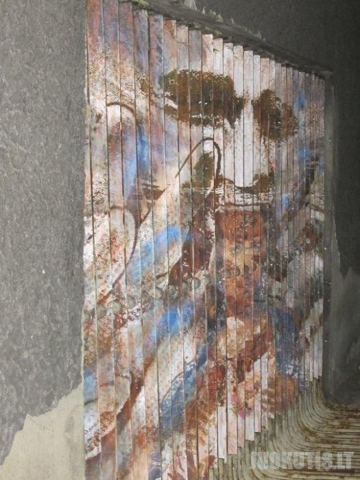 Iliuzija ant tvorų