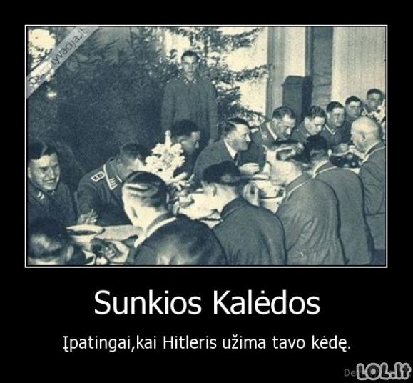 Nacistinės Kalėdos