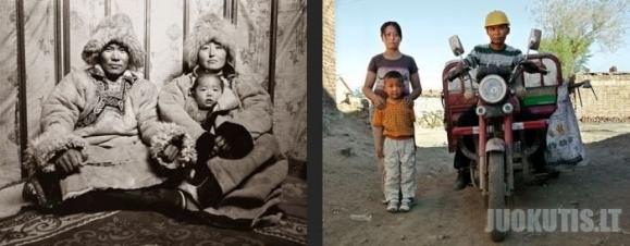 Mongolija.Praeitis ir dabartis