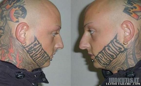 Juokingos tatuiruotės