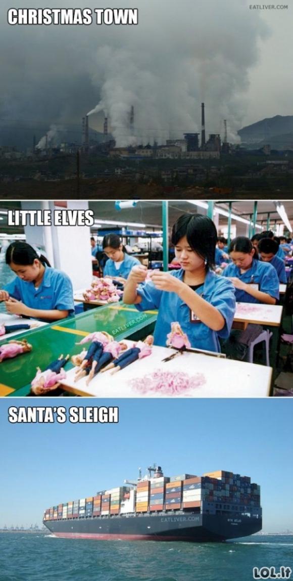 Kalėdinių paveiksliukų rinkinukas [10 foto]