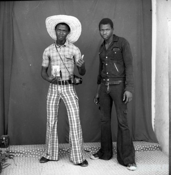 Afrikiečiai prieš 50 metų
