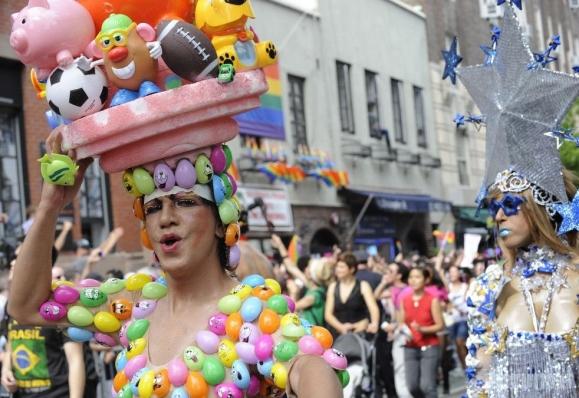 Seksualinių mažumų paradas Niujorke