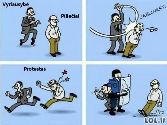 Politikų bailumas