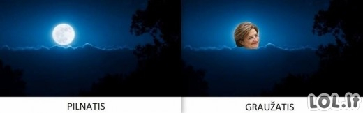 Nauja mėnulio fazė