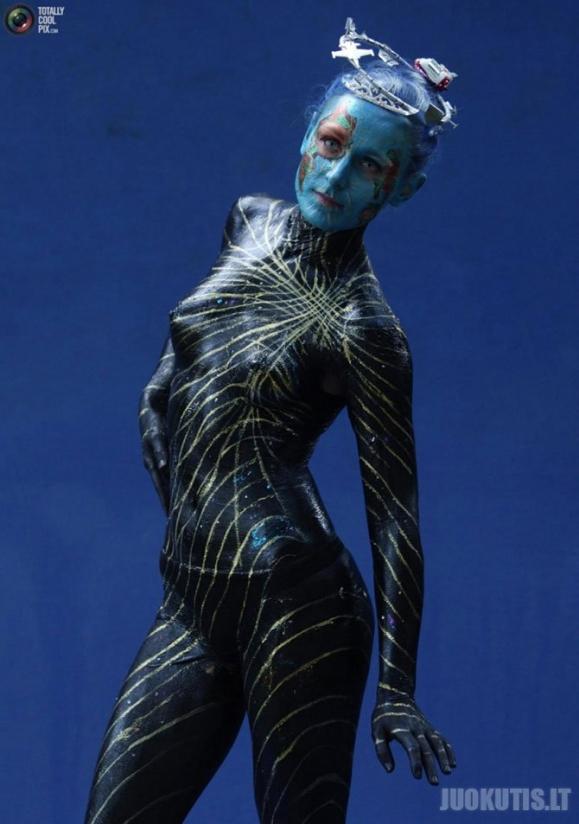 Tarptautinis «Body Art 2011» festivalis