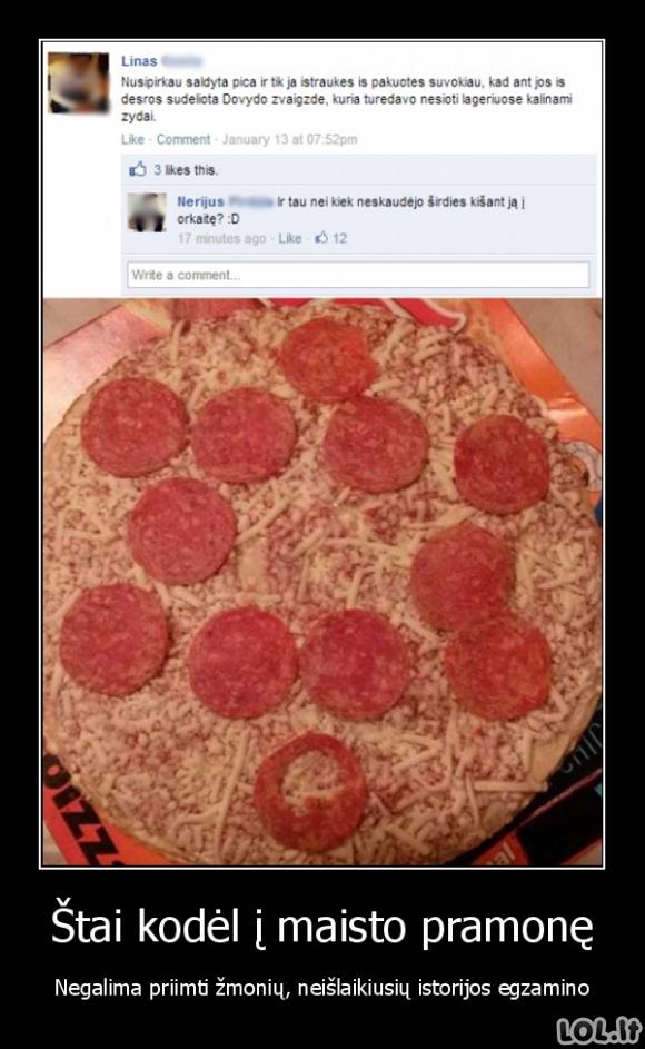 Vokiška pica