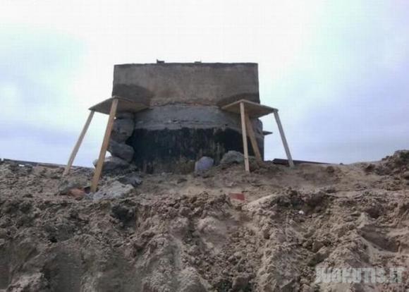 Marazmai statybose