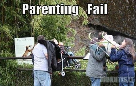 Labai blogi tėvai. Trečia dalis