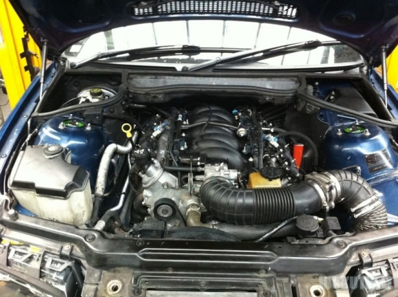 Kietas BMW