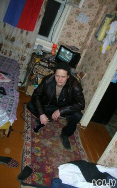 Tupikų sąskrydis Rusijoje
