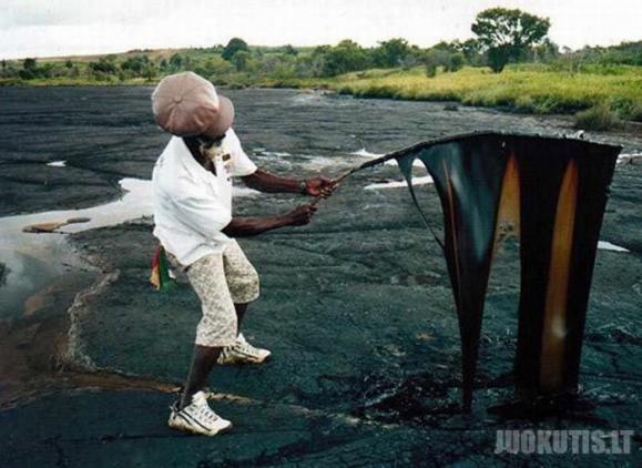 Žadą atimantis ežeras Kuboje