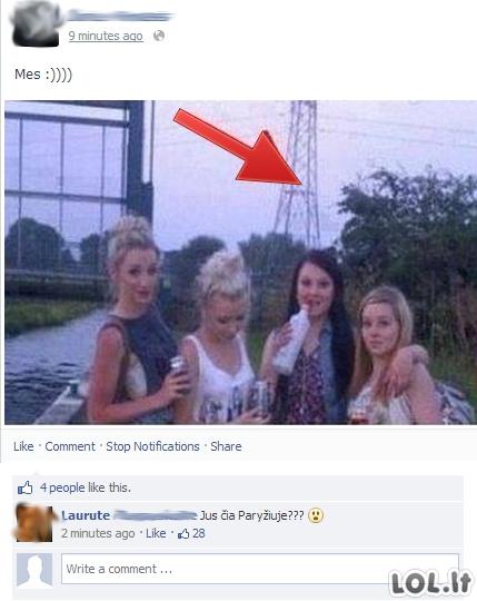 Merginos būna protingos, bet ne visada.
