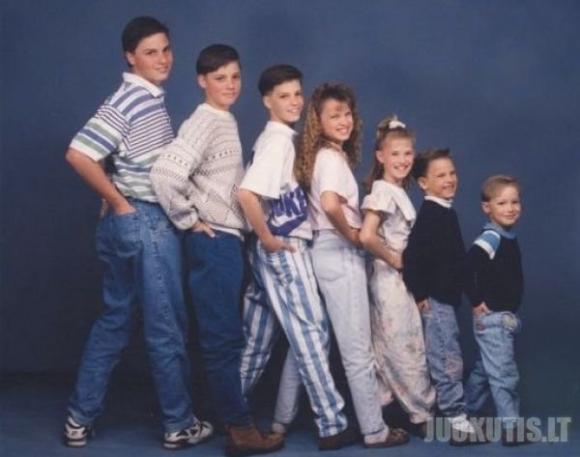 Juokingos ir keistos šeimos nuotraukos