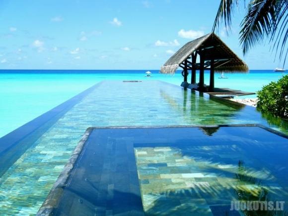 Bekraščiai baseinai