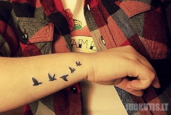 Konvejerinės tatuiruotės