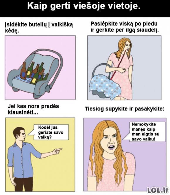 Patarimas alkoholikams