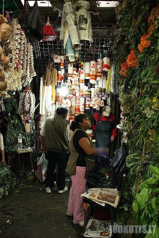 Šamanų turgus