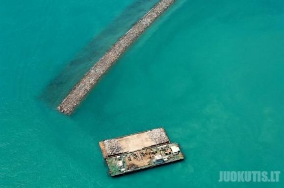 Žmogaus kurtos salos Dubajuje