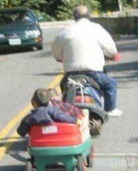 Blogi tėvai