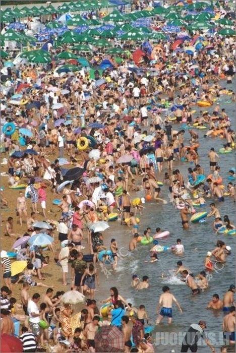 Kinijos paplūdimiai
