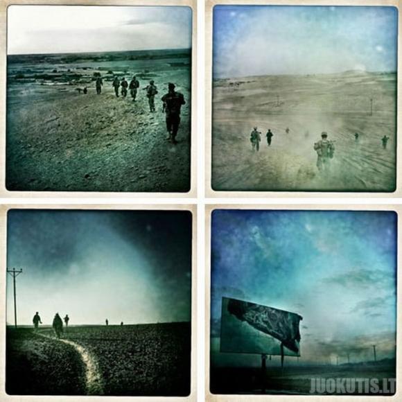 Nuotraukos iš iPhone