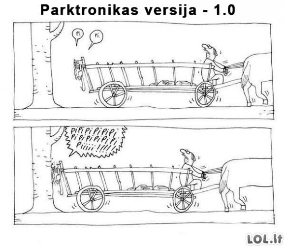 Senovės parktronikas