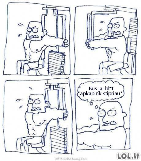 Motyvacija sportuoti