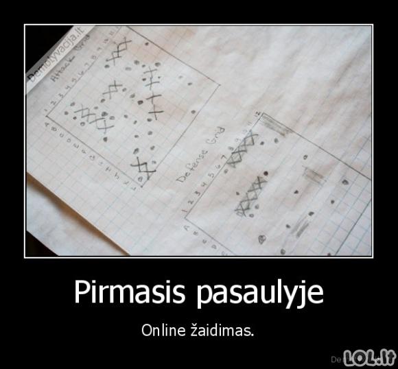 Mano vaikystės online žaidimas