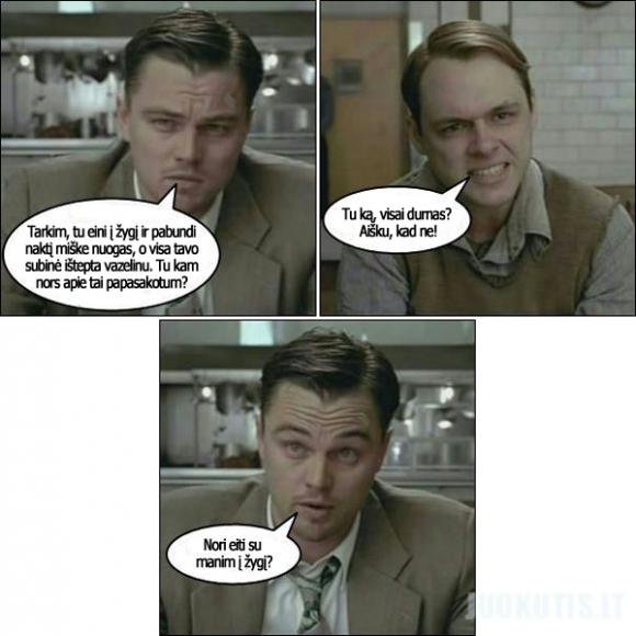 Komiksai. Antra dalis
