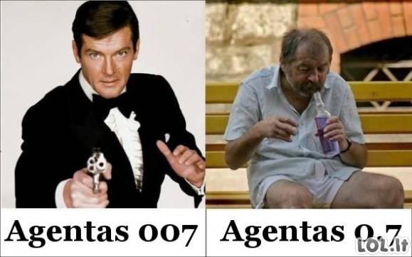Lietuviškasis Džeimsas Bondas