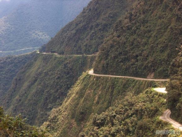 Pavojingas kelias