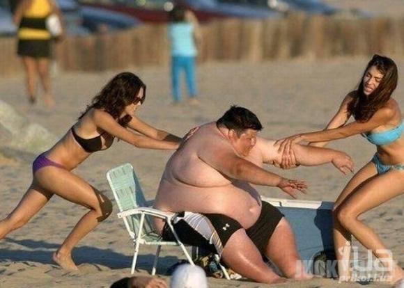 Nuotykis paplūdimyje