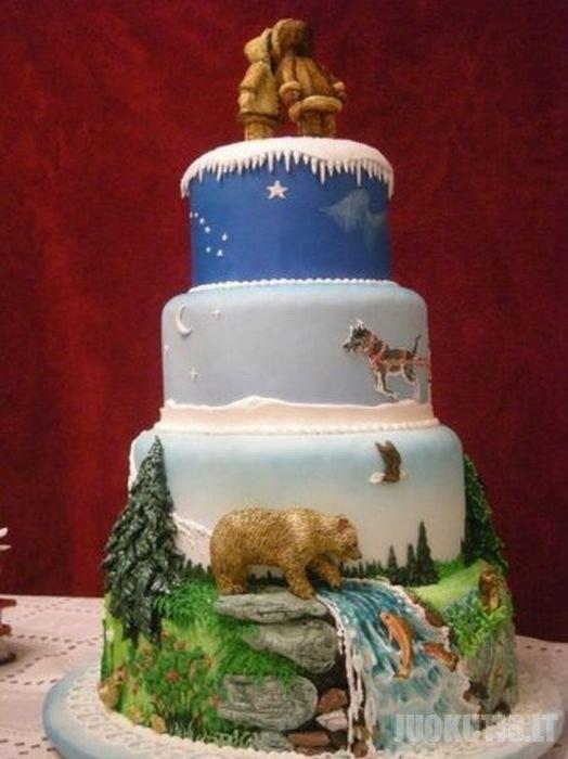 Gražūs tortai