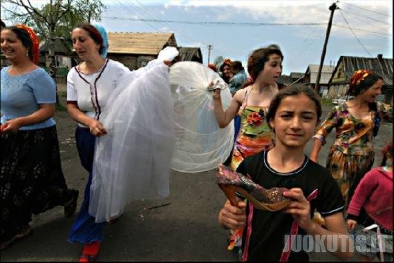Tikros čigoniškos vestuvės