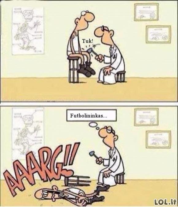 Futbolininko įpročiai