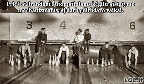 Retos ir keistos istorinės nuotraukos