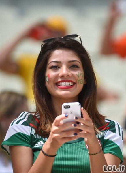 Pasaulio futbolo čempionatas už aikštelės ribų