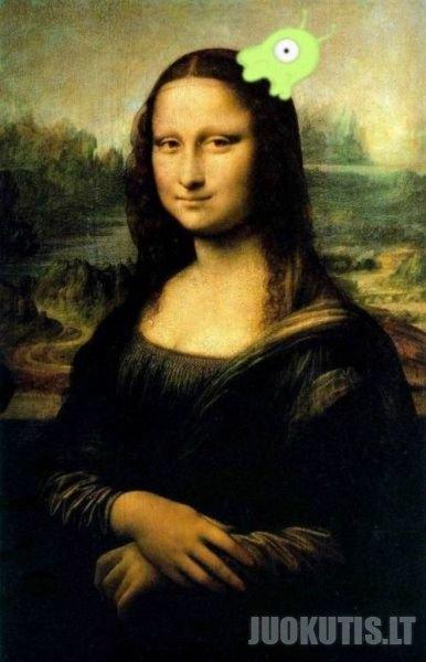 Garsių paveikslų remeikas