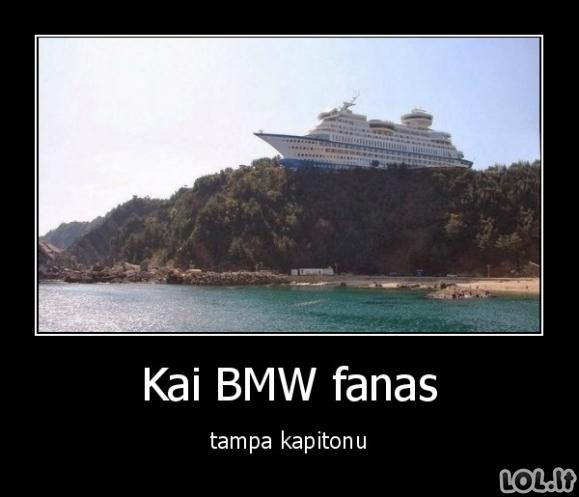 BMW kapitonas