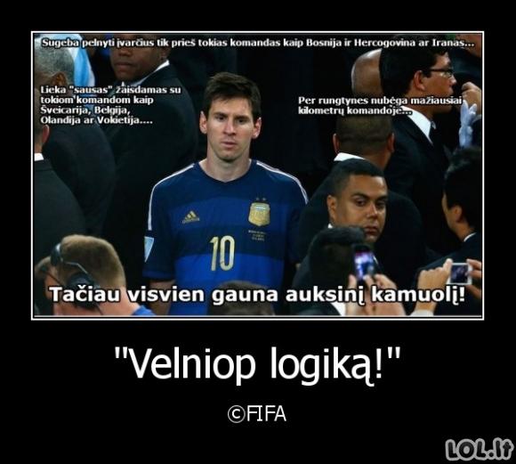 FIFA logika