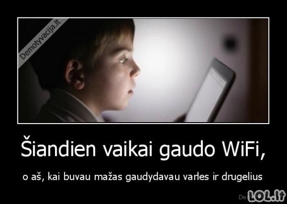 XXI amžiaus vaikai