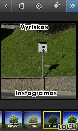 Vyrai turi savo Instagramą