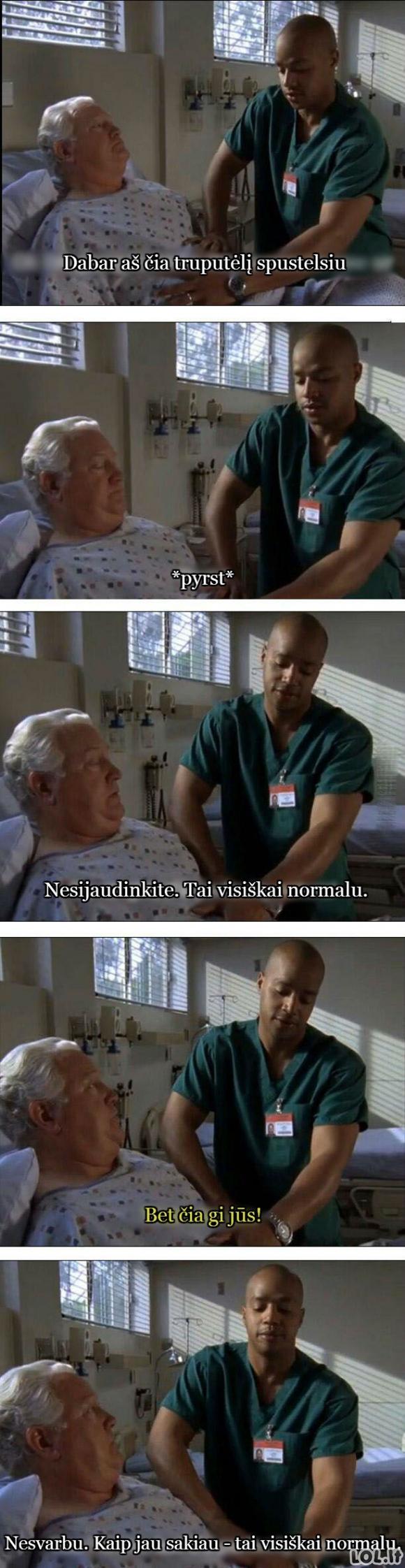 Smirdantis daktaras
