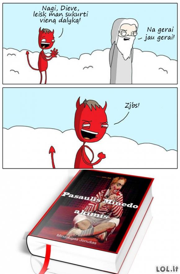 Šėtono kūrinys