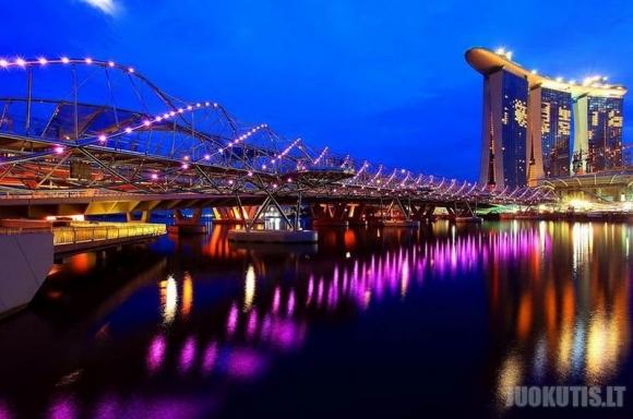 Singapūro Marina Bay Sands viešbutis