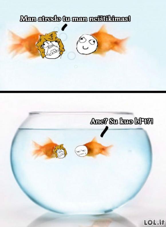 Moteris ir po vandeniu - moteris