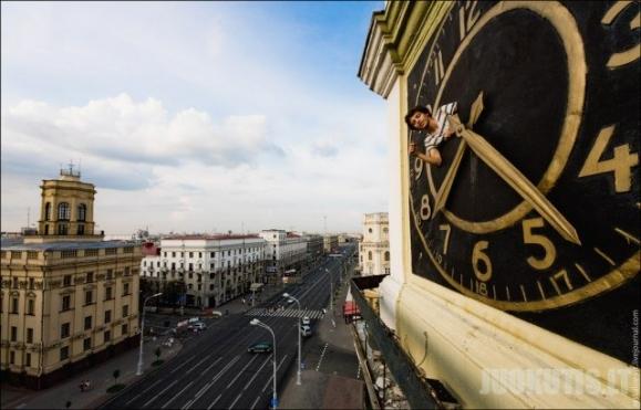Baltarusijos sostinė Minskas