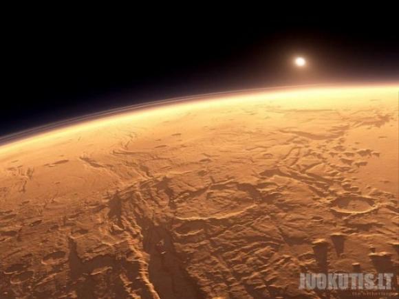 Nuotraukų šiukšlynėlis: Marso nuotraukos
